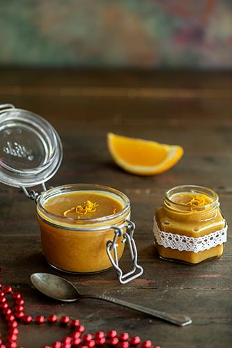 Tosi vahva appelsiinisinappi